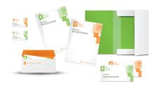 Лого и фирменный стиль для музея здоровья
