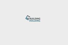 """Логотип, строительная компания """"bulding-holding"""""""