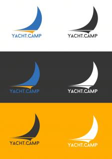 Логотип Yacht.Camp