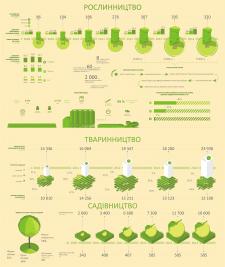 Інфографіка агрохолдингу