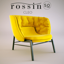 CLEO Кресло by ROSSIN