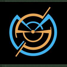 Логотип для стартапа - дополненная реальность