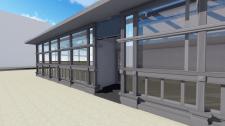 Визуализация фасада