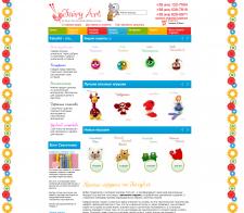 Интернет-магазин вязаных игрушек FairyArt