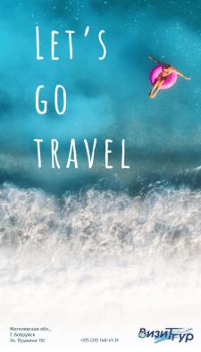 Редизайн сайта туристической фирмы