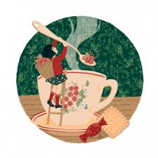 Чайная фея