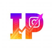 Логотип InstaProgress
