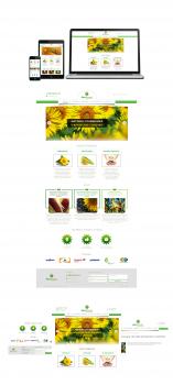Сайт-визитка AgroFactor