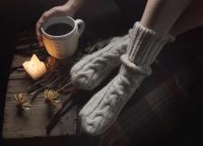 """Сказка """"Уютные носочки"""""""