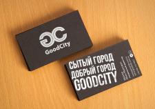 Визитная карточка GC