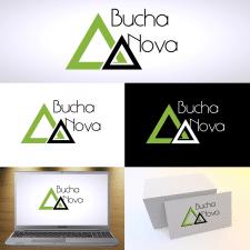 Логотип Bucha Nova