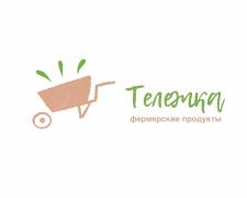 Логотип магазина фермерских продуктов