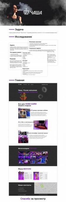 Чаша Псков - кальянная