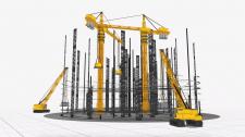 Заставка логотипа для строительной компании Sempra