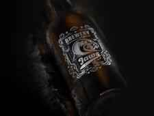 Логотип Jaws Brewery