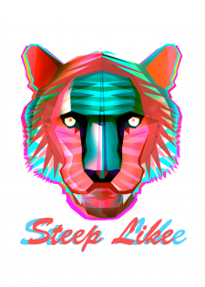 logo Steep Like