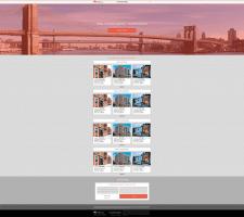 Верстка сайта из макета PSD