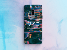 Мокап чехла Samsung S9 case mock-up