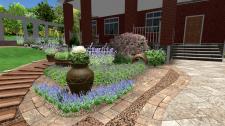 Декоративный огород. Английский сад 2014