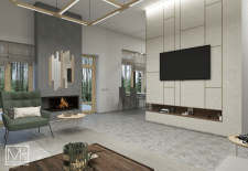 FOREST HOUSE Kyiv,165 м2