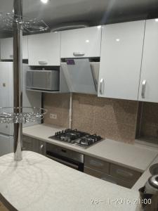 Пример изготовленной мебели для кухни по дизайну