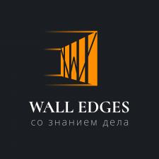 Логотип Wall Edges