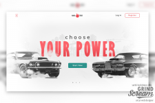 Concepr design homepage