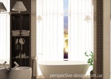 Ванная комната гостиничного номера