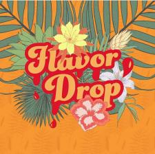 Flavor Drop Branding