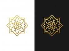 Organic Mandala Logo