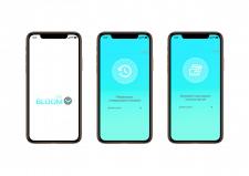 Дизайн мобильного приложения службы такси