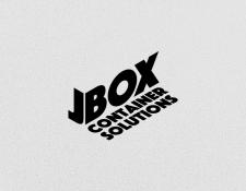 Логотип для компании JBox Container Solutions