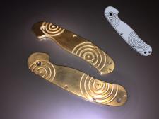 Накладки для ножа