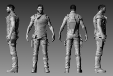 Realistic Character Creation Course (2/2)