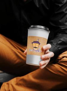 Logotype coffee