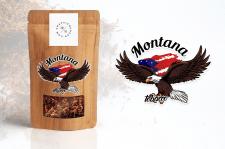 Логотип табака Montana tobacco