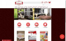 Редактирование Интернет-магазина мебели