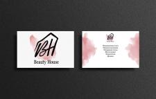 Визитка Beauty House