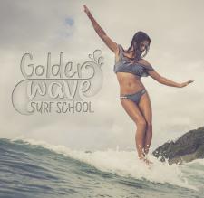 Лого калифорнийской школы серфинга