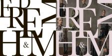 Штифтовая композиция и коллаж для коллекции H&M
