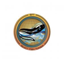 логотип для завода. вектор