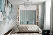 Квартира в Подмосковье/Спальня