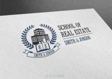 Логотип для Риэлторской школы