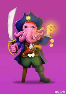 character for online casino