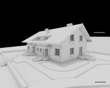 Индивидуальный дом, г. Хмельницкий 1