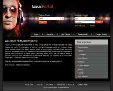 музичний портал