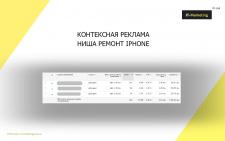 Ниша ремонт Iphone