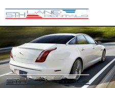 Logo for a 5th lane rentals