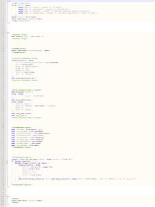 пример моего кода