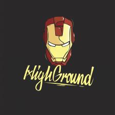 High Ground logo ( Prague, Czech Republic )